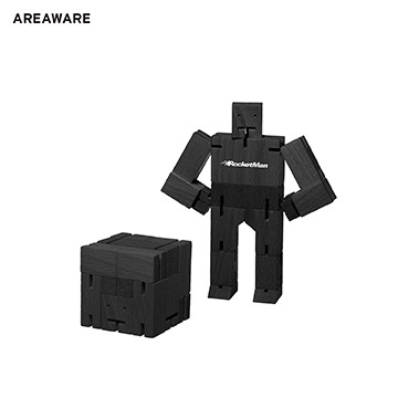 AW-ET4111B - Areaware Cubebot Micro
