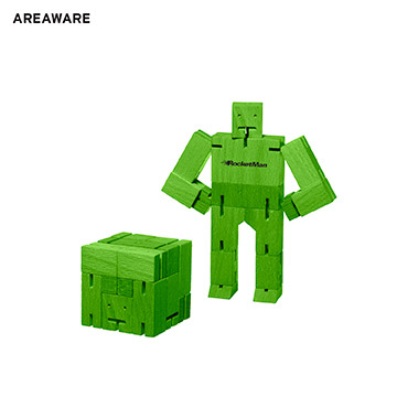 AW-ET4111G - Areaware Cubebot Micro