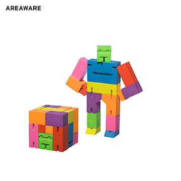 AW-ET4111MC - Areaware Cubebot Micro