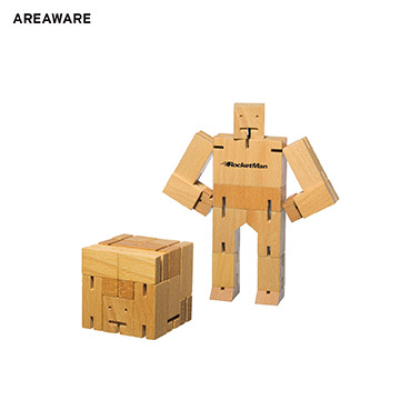 AW-ET4111N - Areaware Cubebot Micro