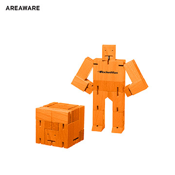 AW-ET4111O - Areaware Cubebot Micro