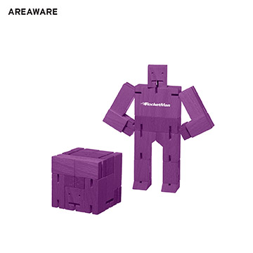 AW-ET4111PL - Areaware Cubebot Micro