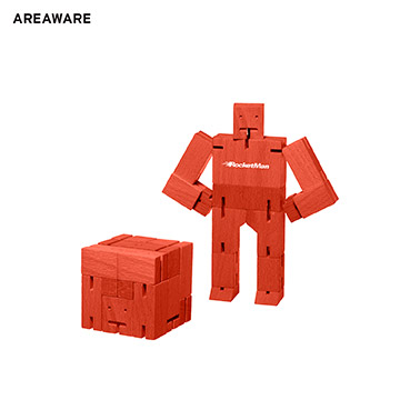 AW-ET4111R - Areaware Cubebot Micro