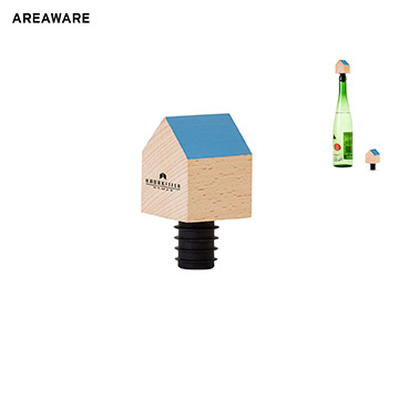 AW-TL3524BL - Areaware Bottle House