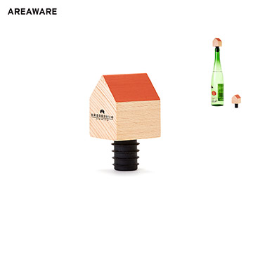 AW-TL3524R - Areaware Bottle House