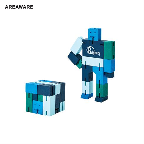 AW-ET1114BL - Areaware Capsule Cubebot