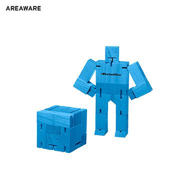 AW-ET4111BL - Areaware Cubebot Micro