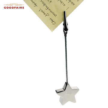 GF-S102 - Goodfaire Star-Shaped Note Holder