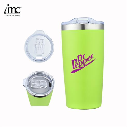 IMC-TM9983GN - 20 oz Stainless Steel Tumbler