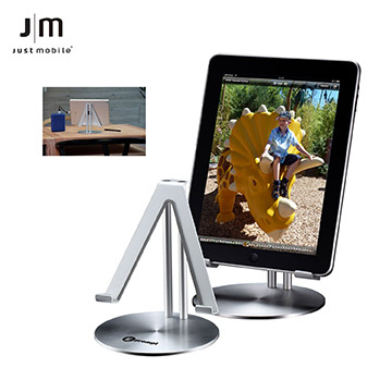 JM-ST818 - Just Mobile Upstand iPad Stand