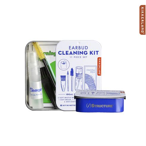 K-TL5299 - Kikkerland Ear Bud Cleaning Kit