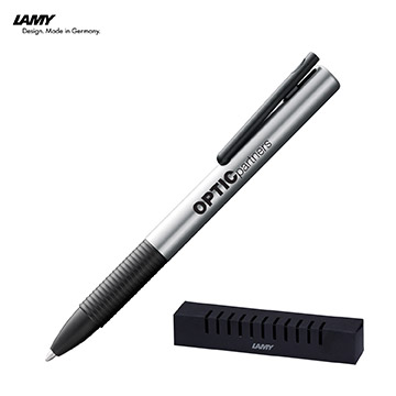 LM-W3039S - TIPO Silver Rollerball Pen