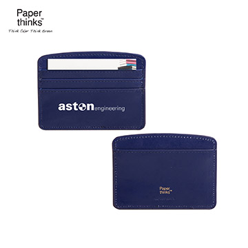 PT-CC86NV - Paperthinks Card Case