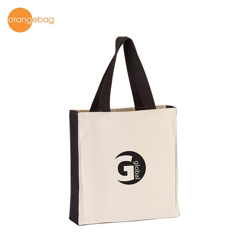 TT-1253BN - Canvas Tote Bag