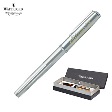 WF353SAT - Waterford Writing Instruments Glendalough Satin