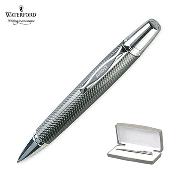WF452GBK - Waterford Writing Instruments Kilbarry Guilloche
