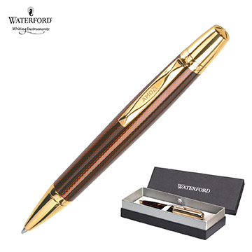 WF452GGA - Waterford Writing Instruments Kilbarry Guilloche