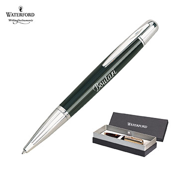 WF552BLK - Waterford Writing Instruments Pallas Ballpoint