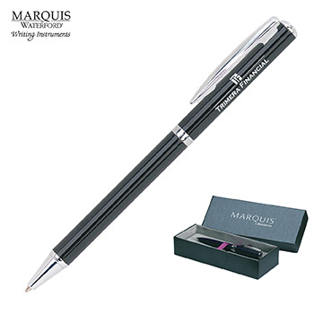 WM712BLK - Marquis  By Waterford Writing Instruments Arcadia II