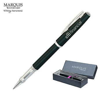 WM753BLK - Marquis by Waterford Writing Instruments Claria