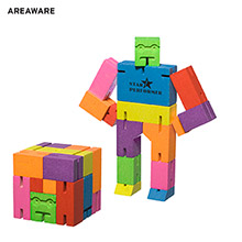 AW-ET5111MC-Areaware Cubebot Small