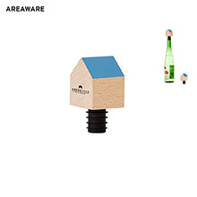 AW-TL3524BL-Areaware Bottle House