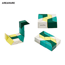 AW-ET6767YG-Areaware Snake Block Puzzle