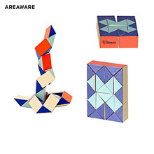 AW-ET6767-Areaware Snake Block Puzzle
