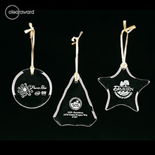 CA-D416C-Clearaward Ornament