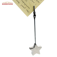 Goodfaire Star-Shaped Note Holder