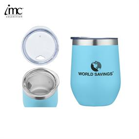 IMC-TM9986A-12 oz Stainless Steel Wine Cup