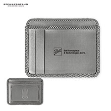 Stewart/Stand Credit Card Case With ID Window