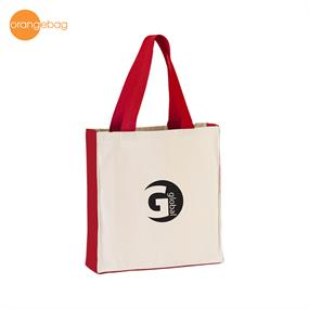 TT-1253RN-Canvas Tote Bag